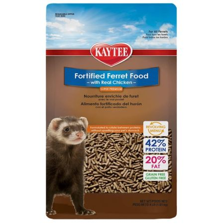 Kaytee Kaytee Fortified Ferret Diet with Real Chicken