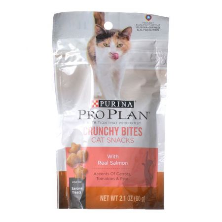 Purina Purina Pro Plan Crunchy Bites with Real Salmon