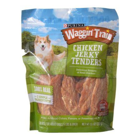 Purina Purina Waggin Train Chicken Jerky Tenders
