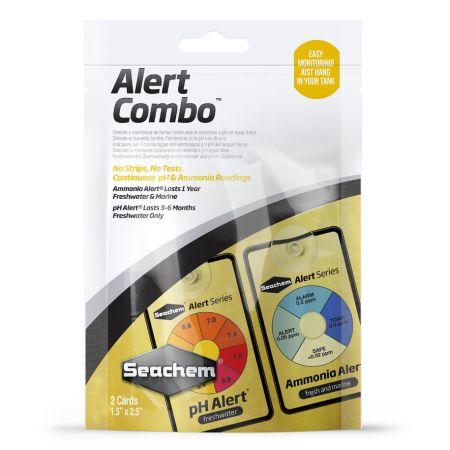 Seachem Seachem Alert Series Alert Combo
