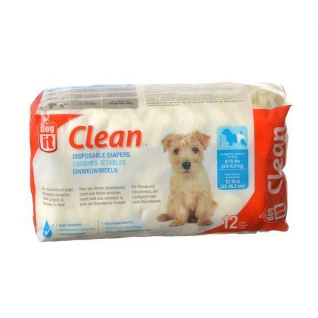 Dog It Dog It Clean Disposable Diapers