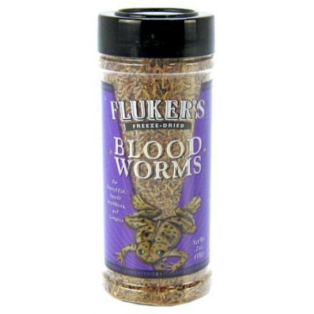 Flukers Flukers Freeze Dried Bloodworms