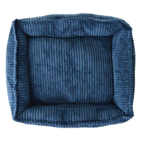 Pet Pals Pet Pals Corduroy Pet Bed - Blue