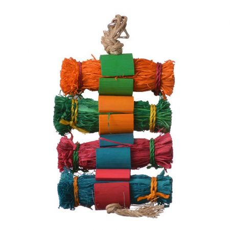 Hari Hari Rustic Treasures Bundle Stack Bird Toy