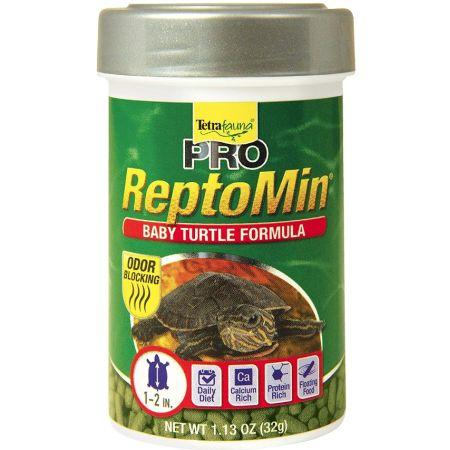 Tetrafauna Tetrafauna Pro Reptomin Baby Turtle Formula