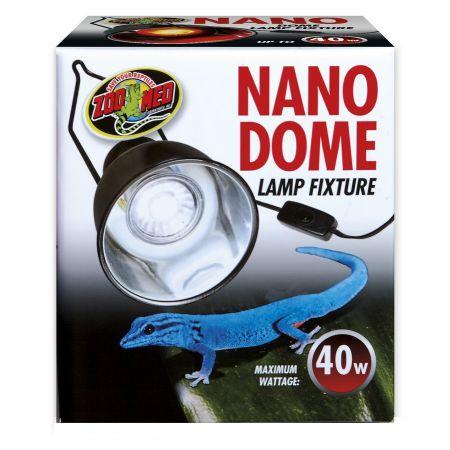Zoo Med Zoo Med Nano Dome Lamp Fixture
