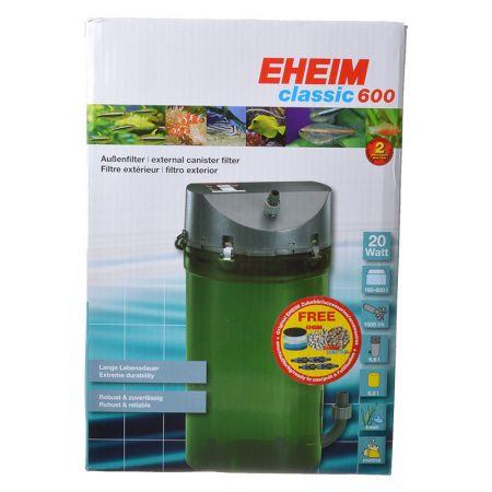 Eheim Eheim Classic 600 External Canister Filter