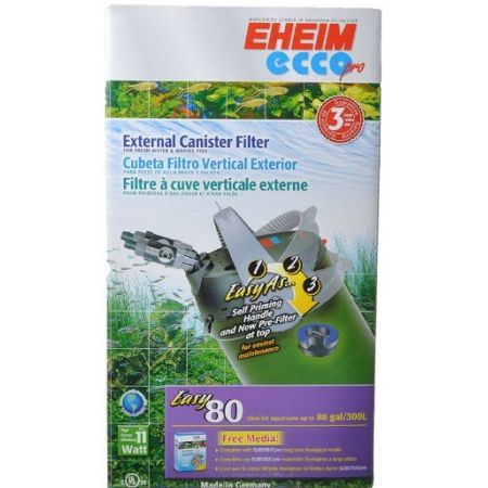 Eheim Ecco Pro Easy External Canister Filter