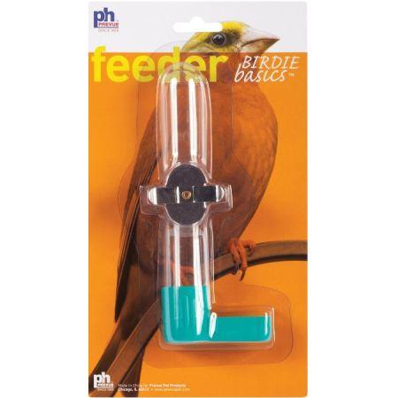 Prevue Birdie Basics Glass Fountain Feeder