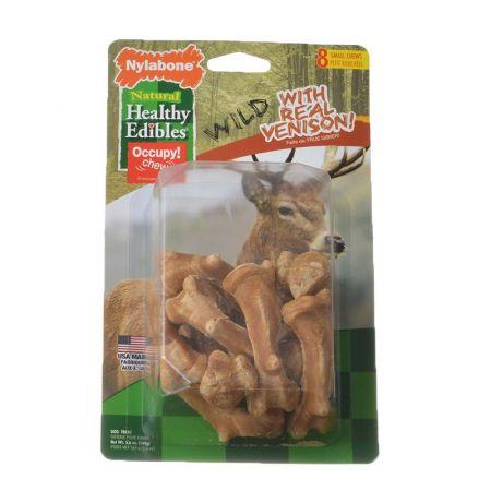 Nylabone Nylabone Healthy Edibles Wild Chew Bone - Venison