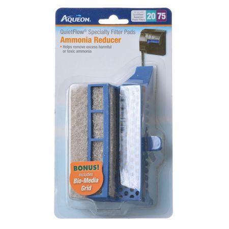 Aqueon Aqueon QuietFlow Specialty Filter Pads - Ammonia Reducer