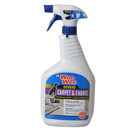 Four Paws Four Paws Wee-Wee Severe Carpet & Fabric Advanced Stain & Odor Destroyer