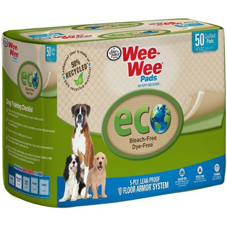 Four Paws Four Paws Wee-Wee Pads - Eco