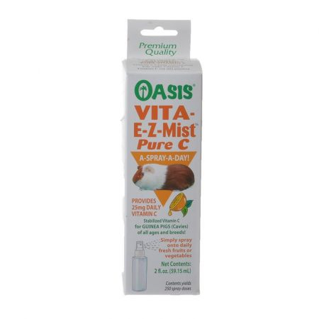 Oasis Oasis Vita E-Z-Mist Pure C Spray for Guinea Pigs