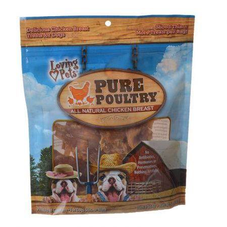 Loving Pets Pure Poultry All Natural Chicken Breast