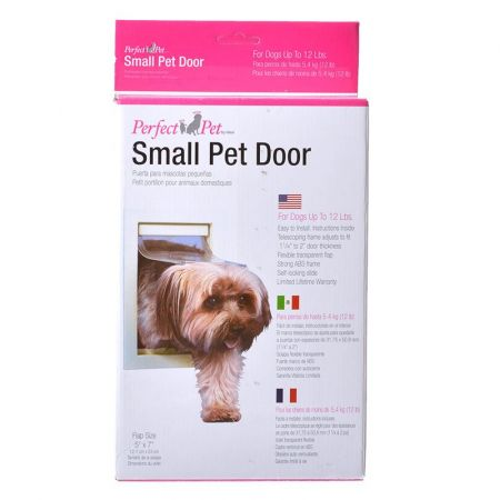 Perfect Pet Products Perfect Pet Plastic Pet Door