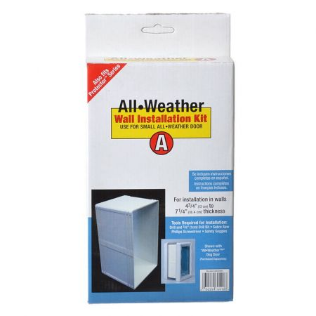 Perfect Pet Products Perfect Pet All Weather Pet Door Wall Kit