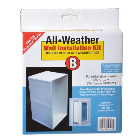 Perfect Pet All Weather Wall Installation Kit alternate view 2