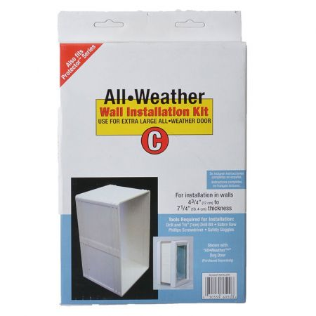 Perfect Pet All Weather Wall Installation Kit alternate view 3