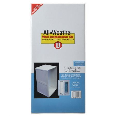 Perfect Pet All Weather Wall Installation Kit alternate view 4