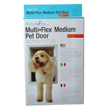 Perfect Pet Products Perfect Pet Multiflex Pet Door
