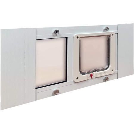 Perfect Pet Aluminum Sash Window Cat Door