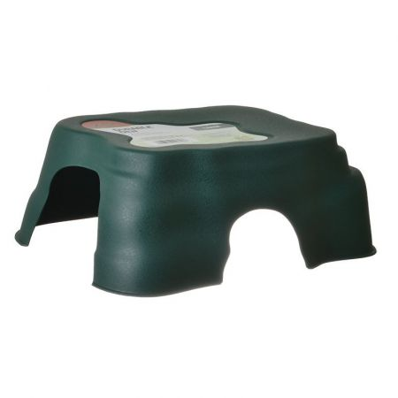 Zilla Zilla Durable Den for Reptiles - Green