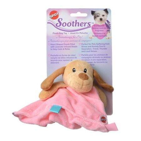 Spot Spot Soothers Blanket Dog Toy