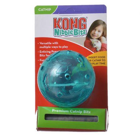 Kong Kong Nibble Bitz Ball Cat Toy