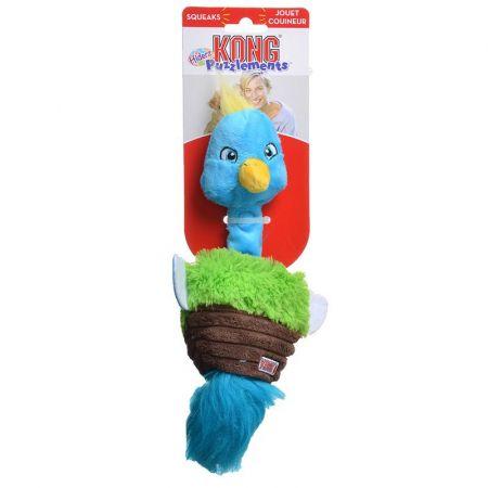 Kong Kong Puzzlements Hiderz Dog Toy - Bird
