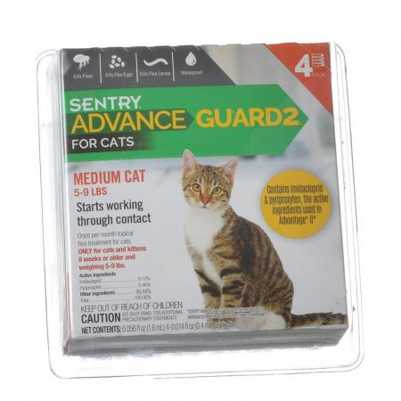 Sentry Sentry Advance Guard 2 for Cats