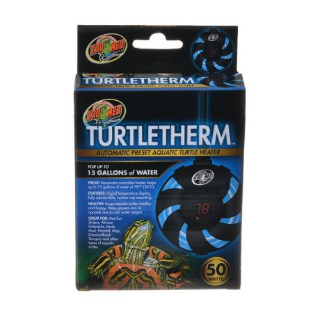 Zoo Med Zoo Med Turtletherm Automatic Preset Aquatic Turtle Heater