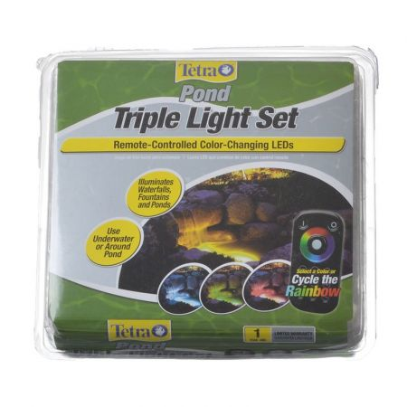 Tetra Pond Triple LED Light Set alternate view 1