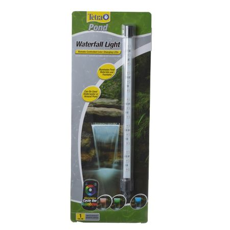 Tetra Pond Waterfall Light with Remote Controlled Color-Changing LEDs alternate view 1