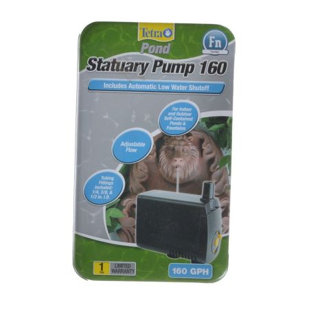 Tetra Pond Tetra Pond Statuary Pump with Auto Shut-Off