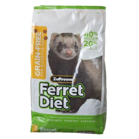 ZuPreem ZuPreem Grain-Free Ferret Diet