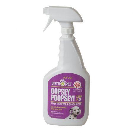 UrthPet UrthPet Oopsey Poopsey Stain Remover & Deodorizer - Step 2