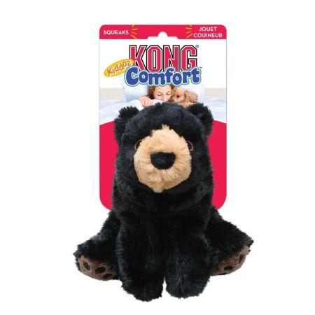 Kong Kong Comfort Kiddos Dog Toy - Bear