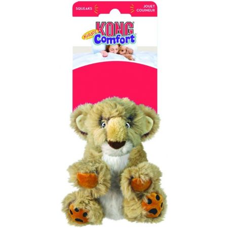 Kong Kong Comfort Kiddos Dog Toy - Lion