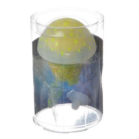 Aquatop Aquatop Silicone Jellyfish Aquarium Ornament - Rhizostome Pulmo