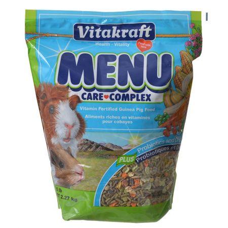 Vitakraft Vitakraft Menu Care Complex Guinea Pig Food