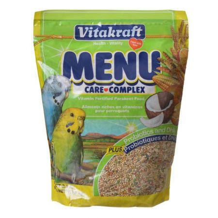 Vitakraft Vitakraft Menu Care Complex Parakeet Food