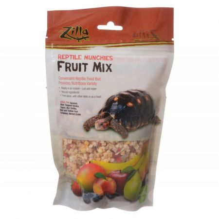 Zilla Zilla Reptile Munchies - Fruit Mix