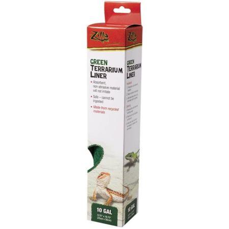 Zilla Green Terrarium Liner