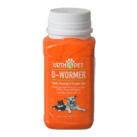UrthPet UrthPet D-Wormer for Dogs and Cats