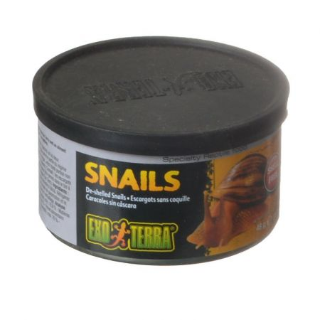 Exo-Terra Exo-Terra Snails Reptile Food