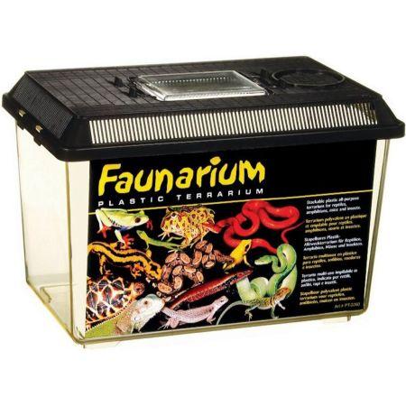 Exo-Terra Faunarium Plastic Terrarium alternate view 2