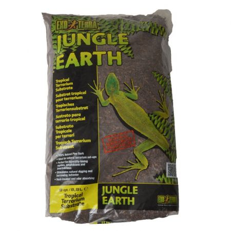 Exo-Terra Exo-Terra Jungle Earth Tropical Terrarium Substrate
