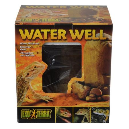 Exo-Terra Exo-Terra Water Well Water Dispenser