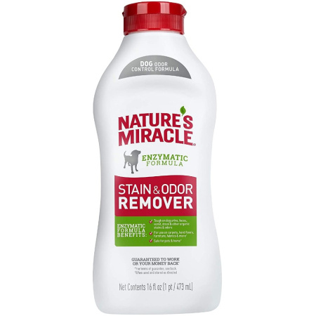 Natures Miracle Nature's Miracle Enzymatic Formula Stain & Odor Remover
